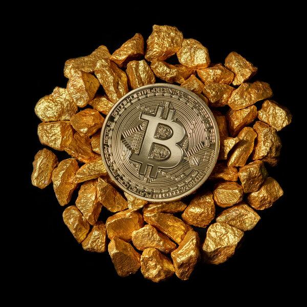 bitcoin-oder-gold-potential-unterschiede-vorteile