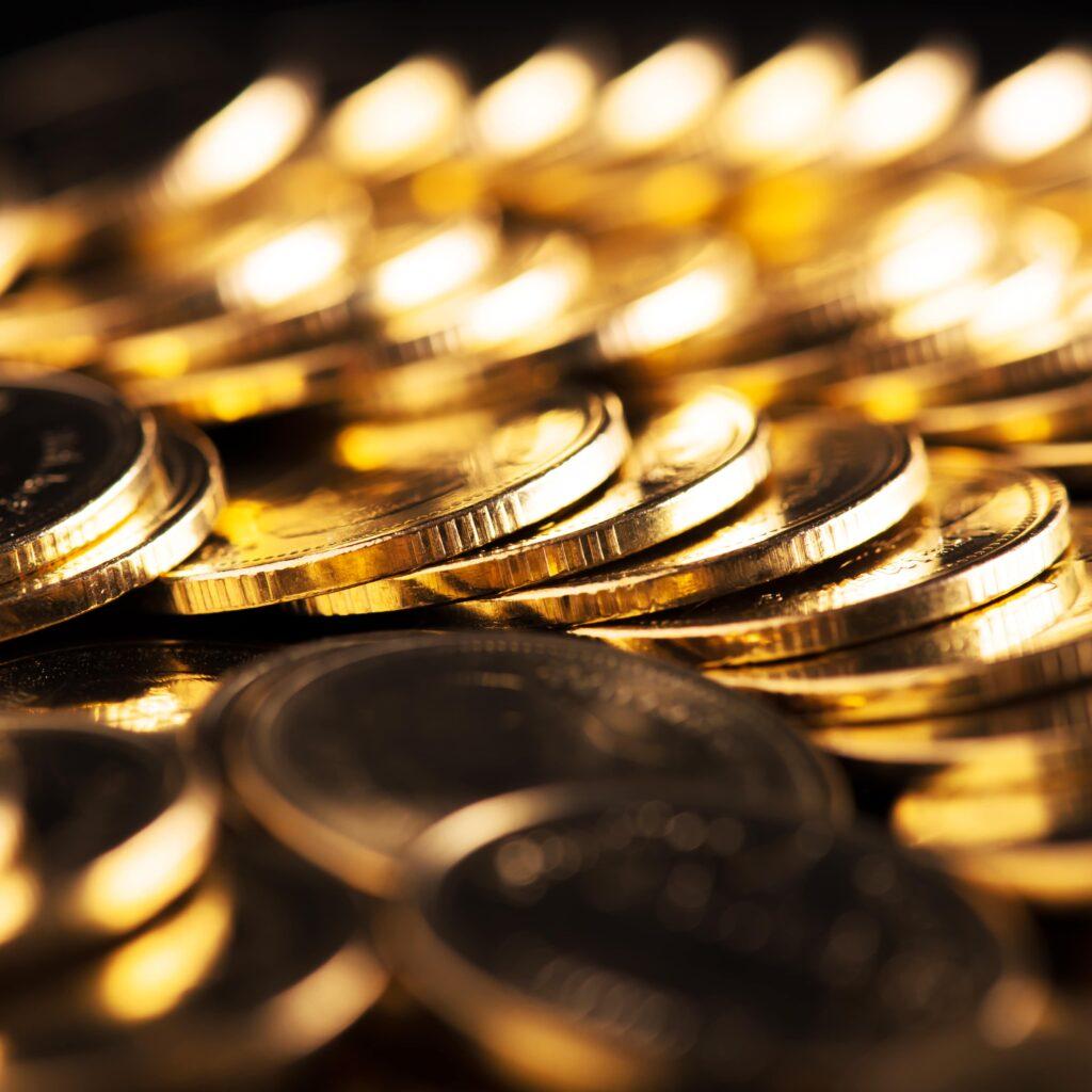 Tipps, wie Sie gefälschte Goldmünzen erkennen